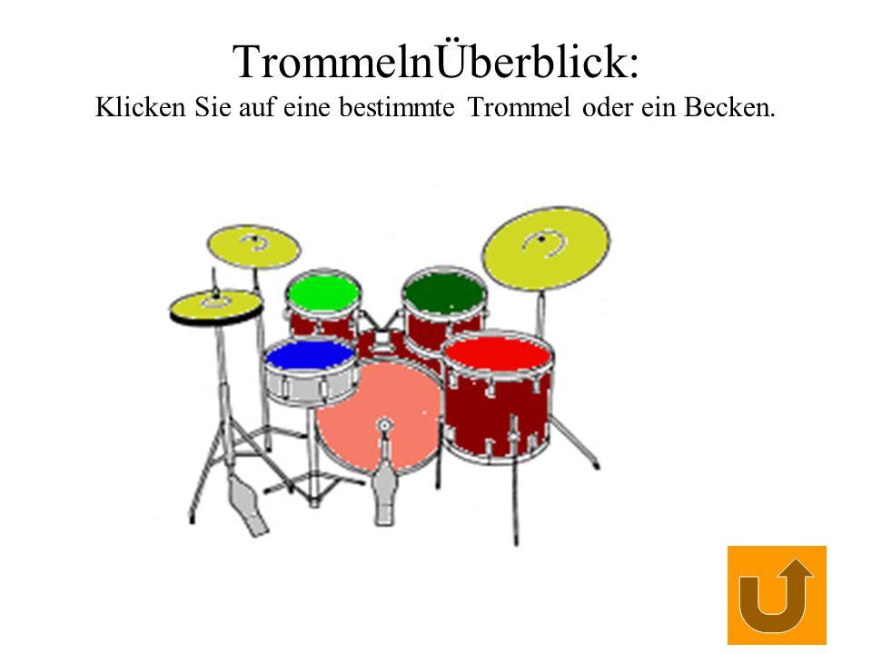 TrommelnÜberblick: Klicken Sie auf eine bestimmte Trommel oder ein Becken.
