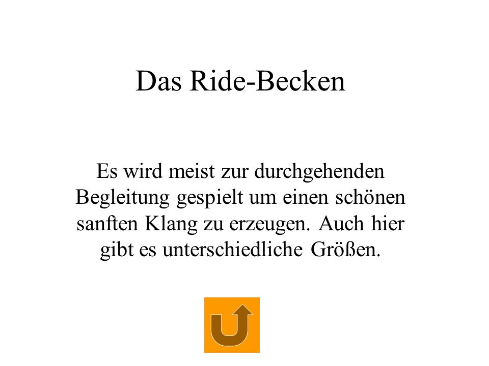 Das Ride-Becken