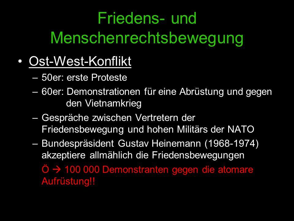 Friedens- und Menschenrechtsbewegung