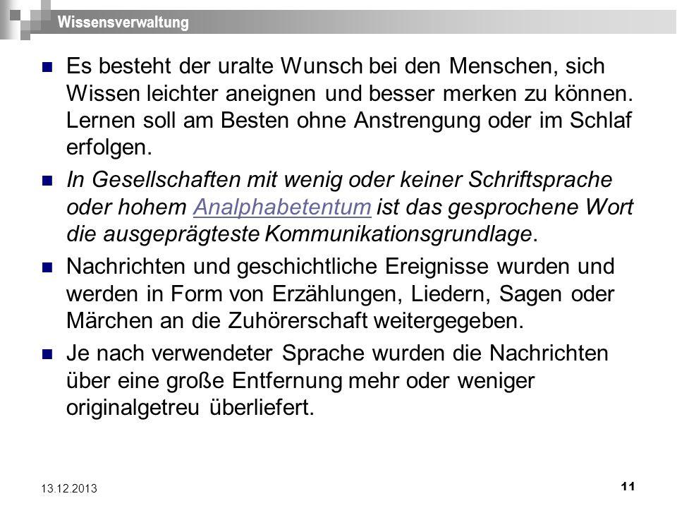 21.03.2017 Wissensverwaltung.