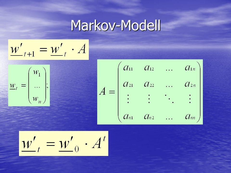 Markov-Modell