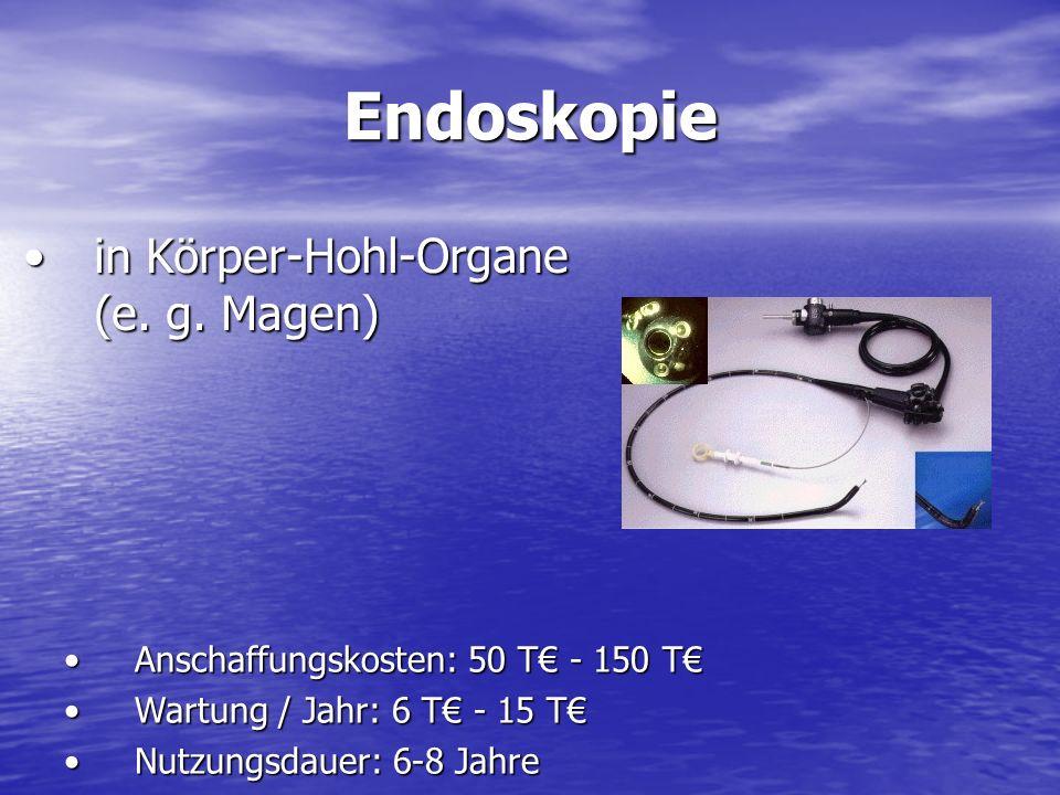 Endoskopie in Körper-Hohl-Organe (e. g. Magen)