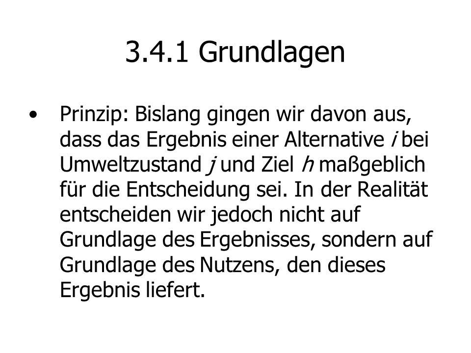3.4.1 Grundlagen