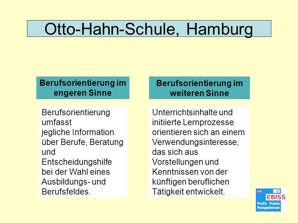 Otto-Hahn-Schule, Hamburg