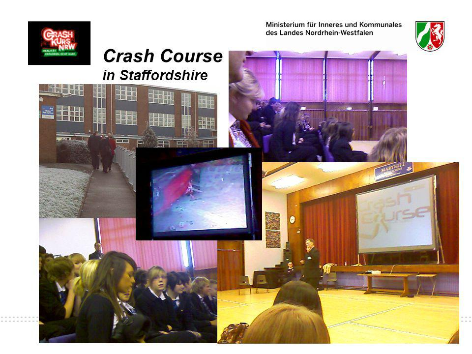 Crash Course in Staffordshire