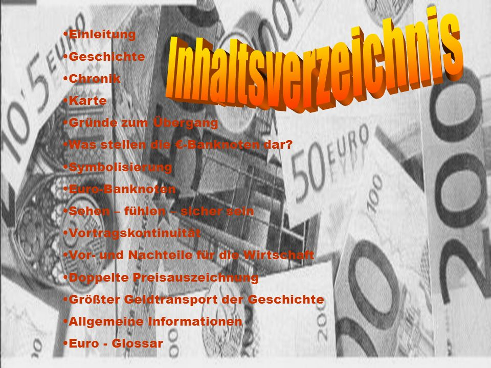 Inhaltsverzeichnis Einleitung Geschichte Chronik Karte