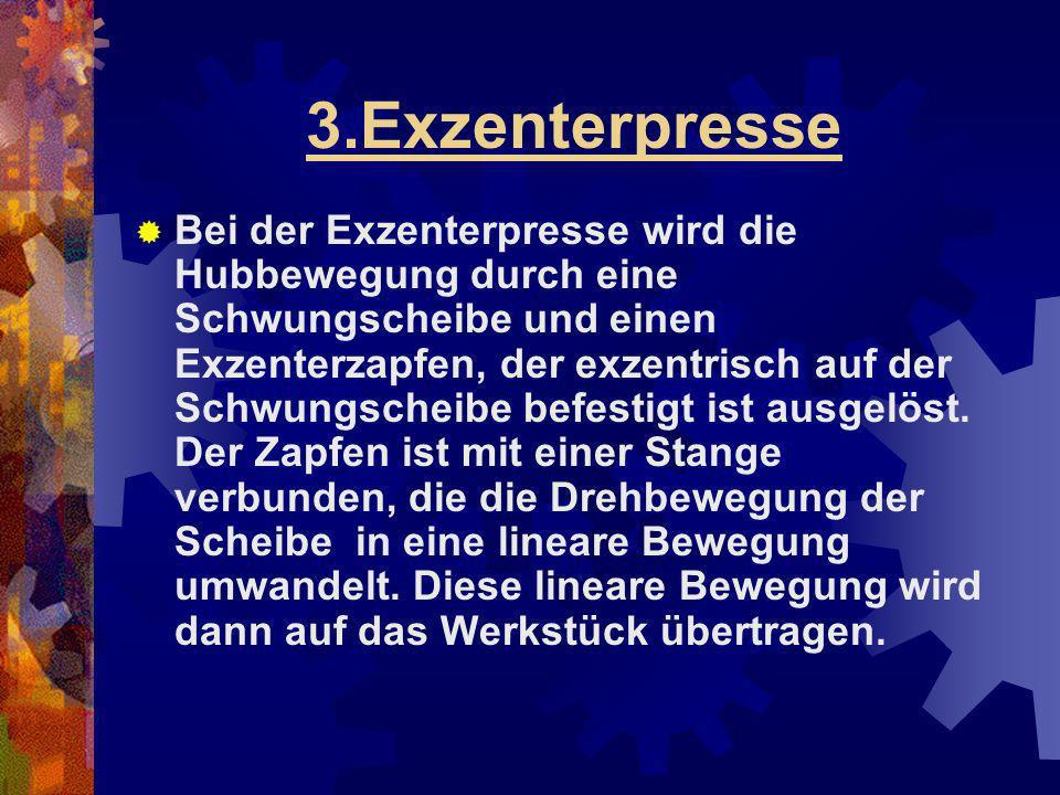 3.Exzenterpresse