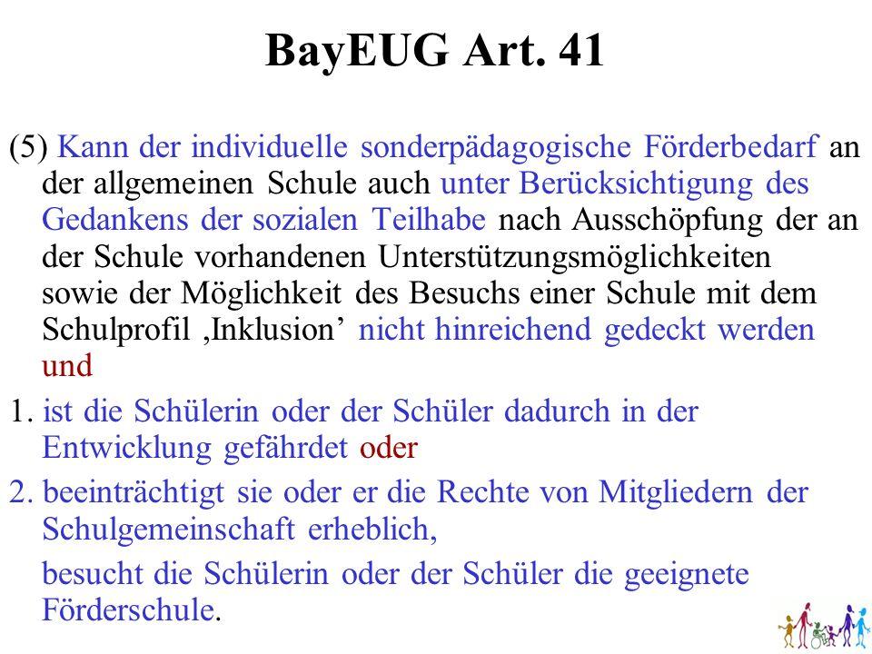 BayEUG Art. 41