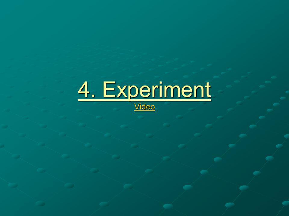 4. Experiment Video