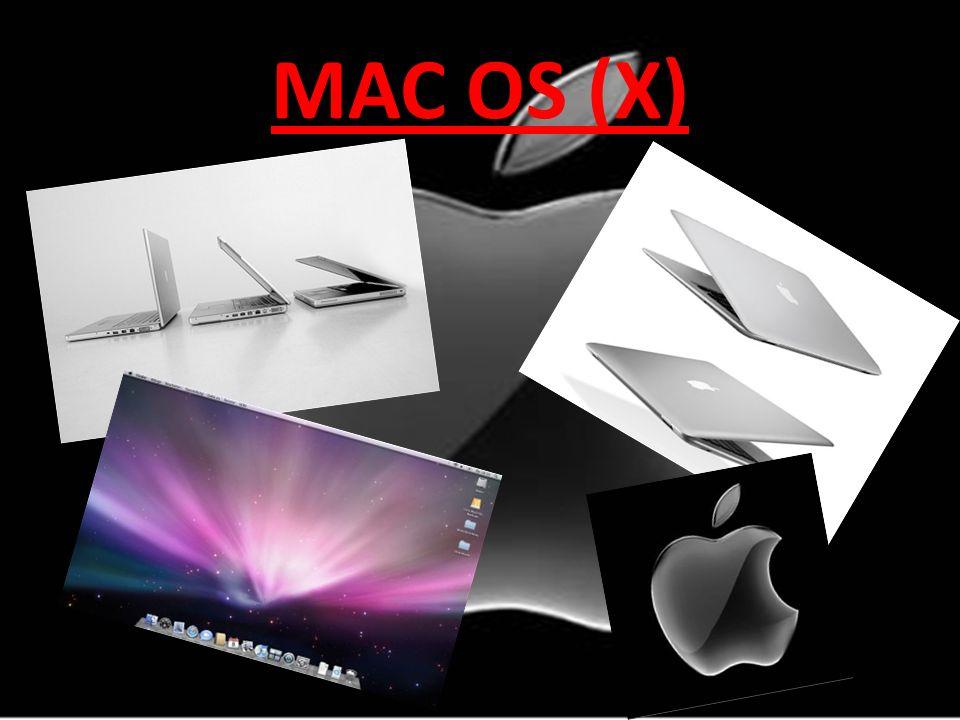 MAC OS (X)