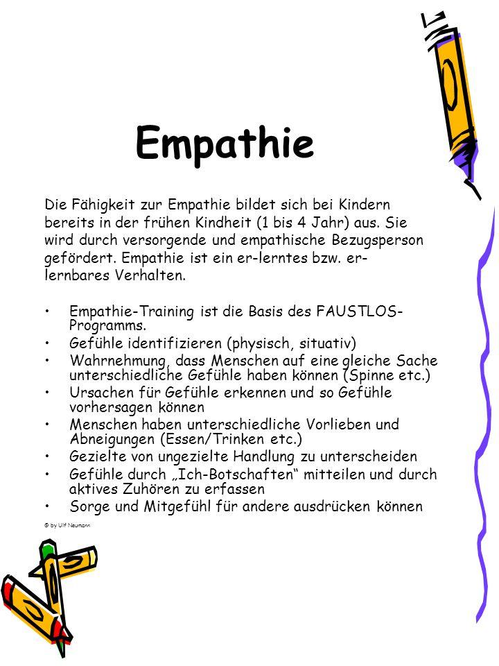 Empathie Die Fähigkeit zur Empathie bildet sich bei Kindern