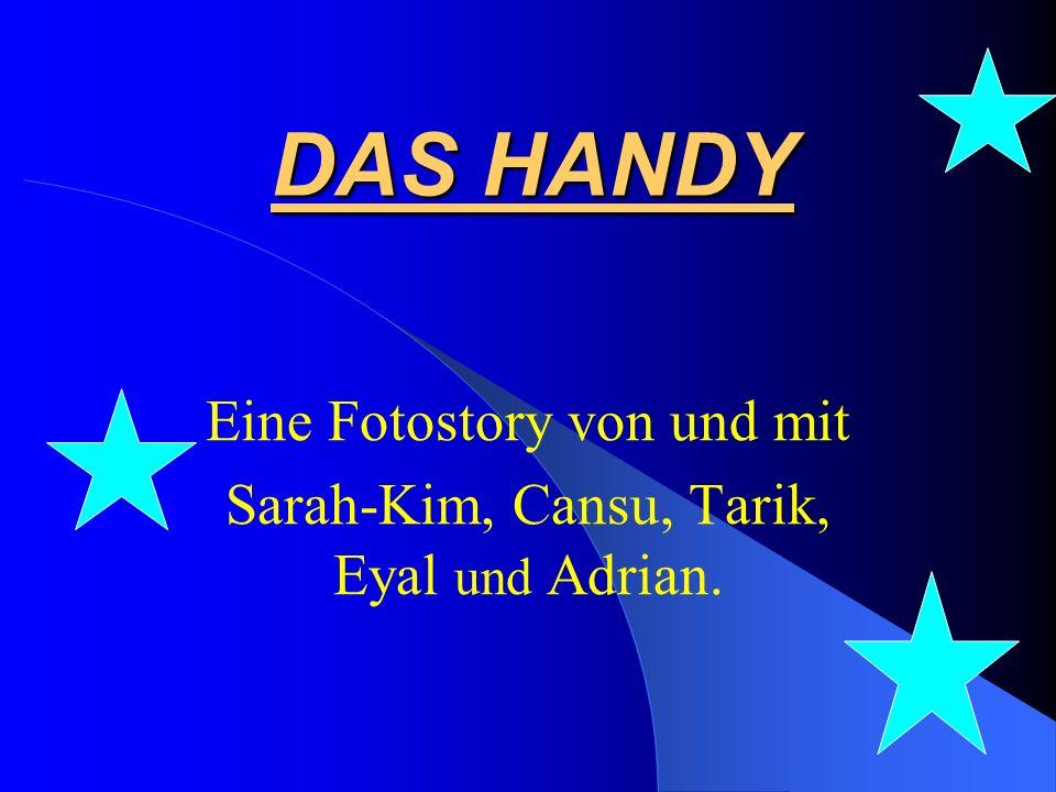 Eine Fotostory von und mit Sarah-Kim, Cansu, Tarik, Eyal und Adrian.
