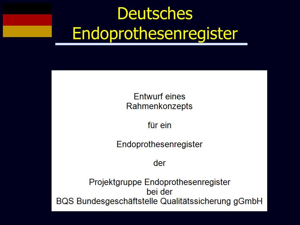 Endoprothesenregister