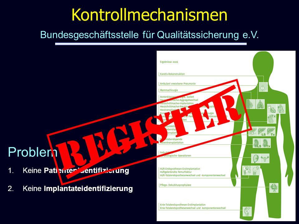 Bundesgeschäftsstelle für Qualitätssicherung e.V.