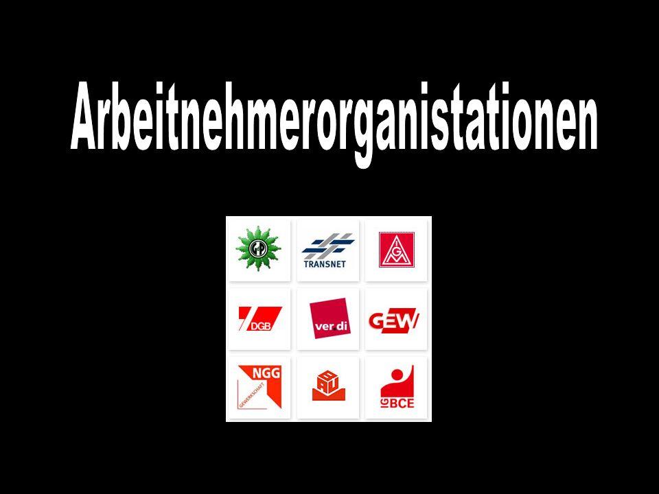Arbeitnehmerorganistationen