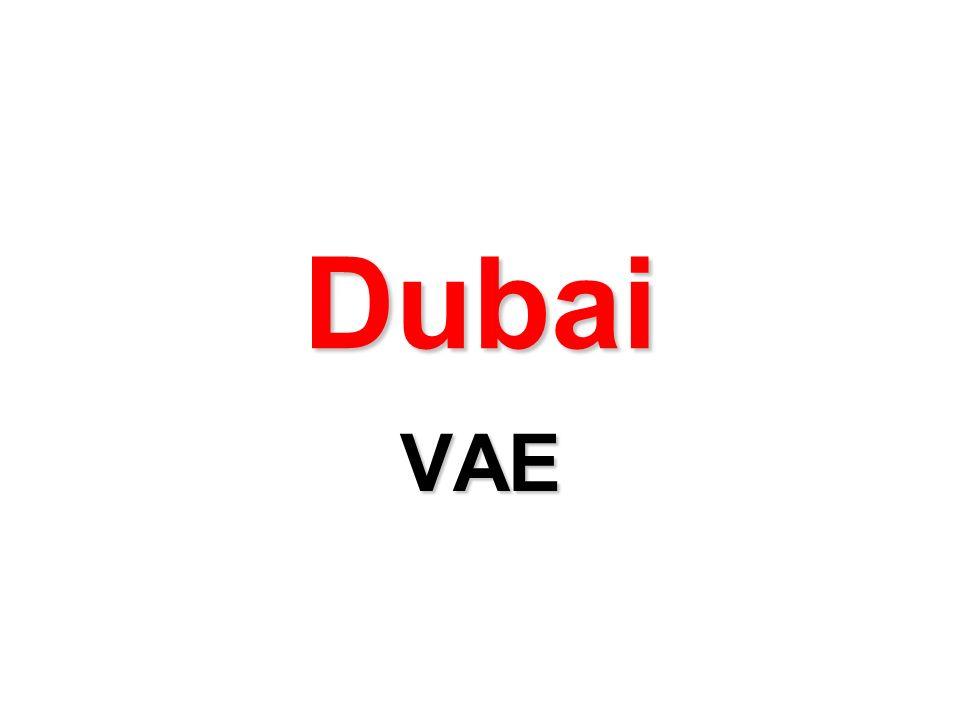 Dubai VAE