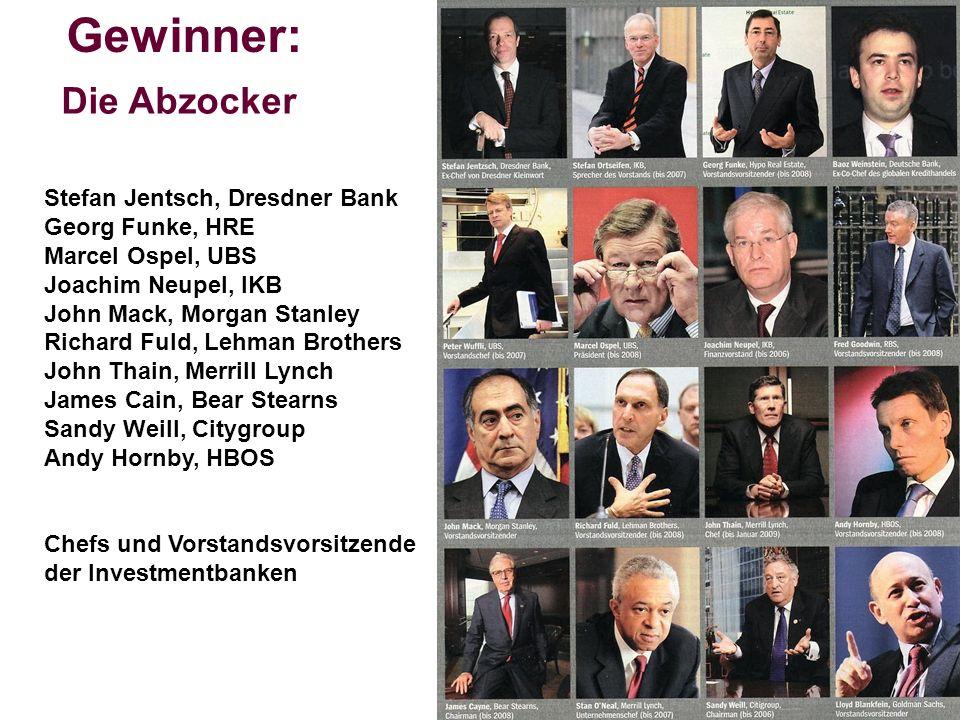 Gewinner: Die Abzocker