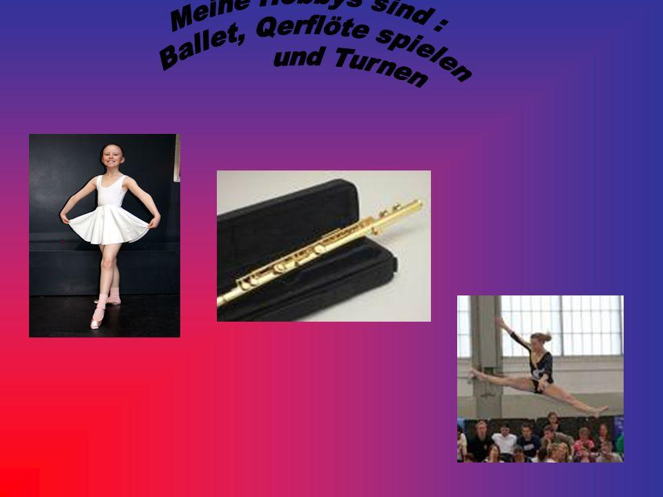 Ballet, Qerflöte spielen