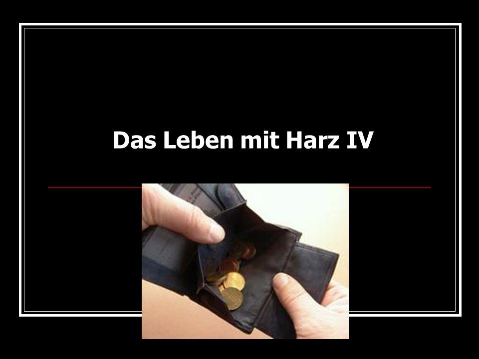 Das Leben mit Harz IV