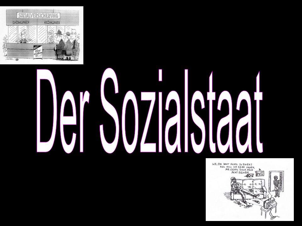 Der Sozialstaat