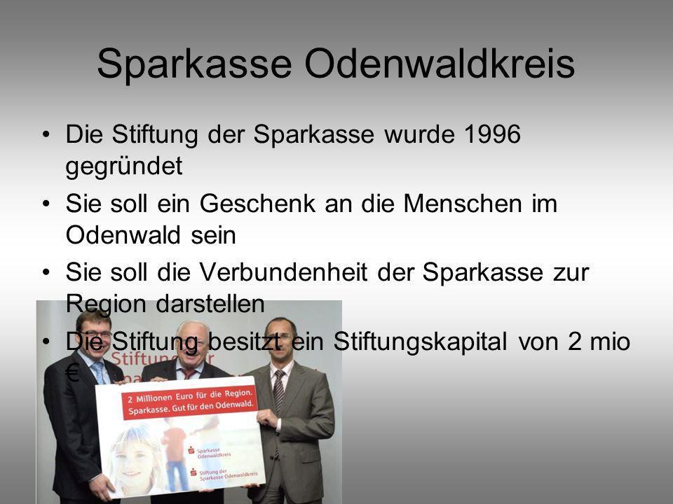 Sparkasse Odenwaldkreis
