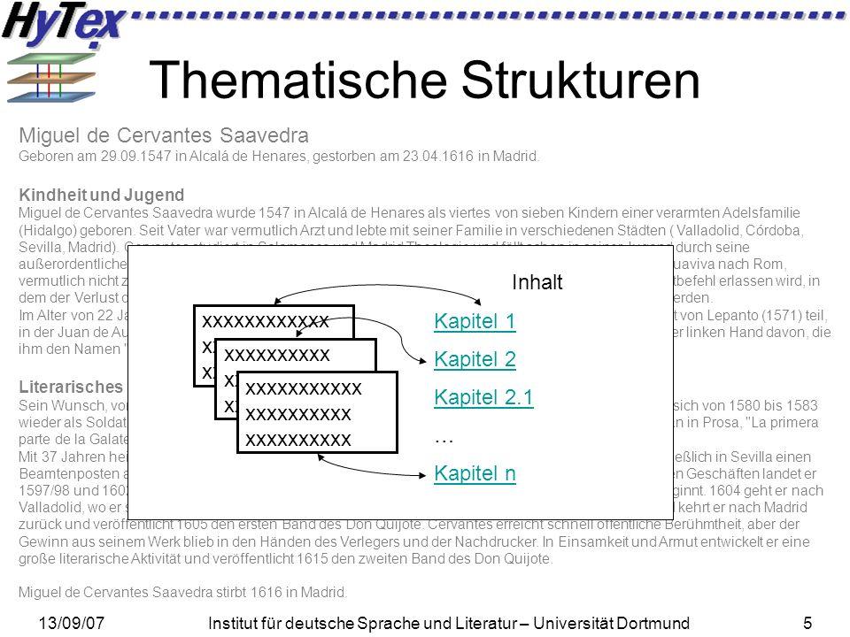 Thematische Strukturen