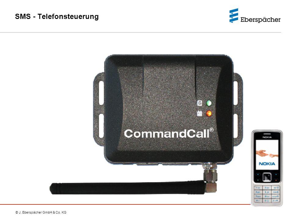 SMS - Telefonsteuerung