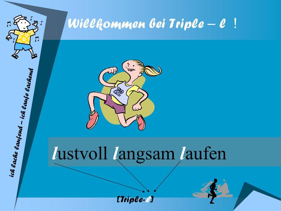 Willkommen bei Triple – l !