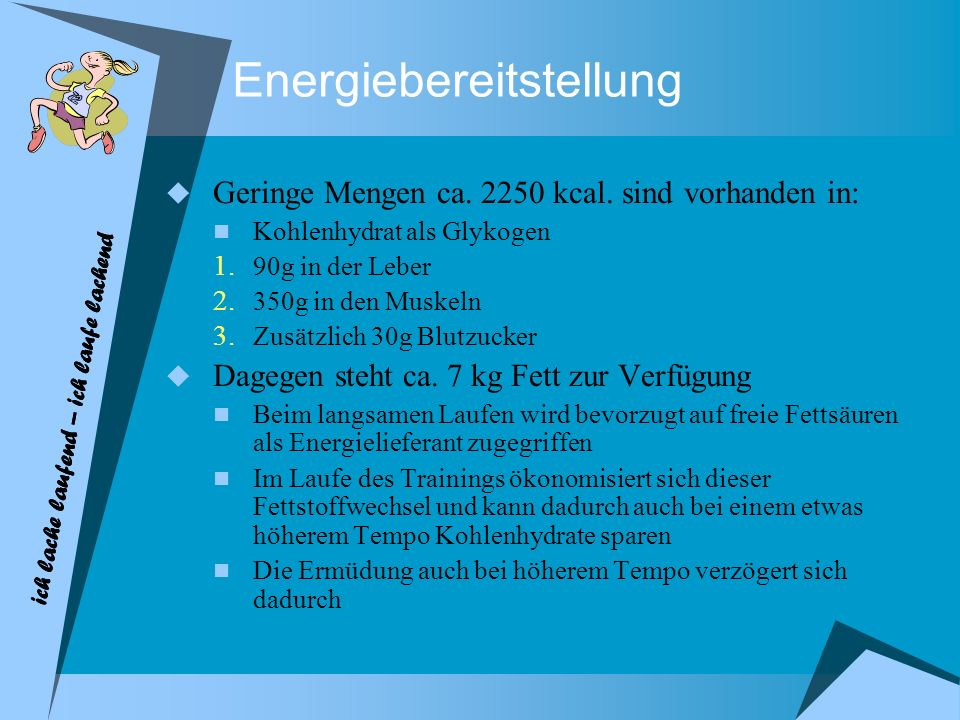Energiebereitstellung