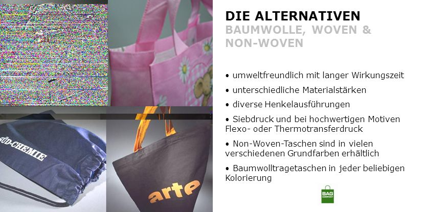 DIE ALTERNATIVEN BAUMWOLLE, WOVEN & NON-WOVEN