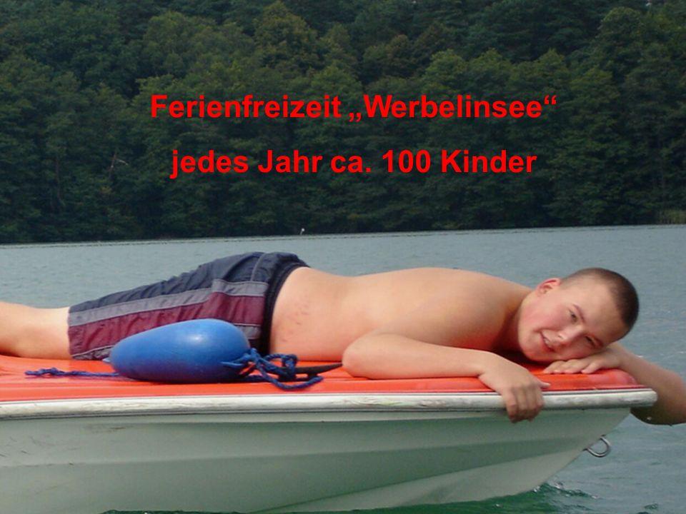 """Ferienfreizeit """"Werbelinsee"""