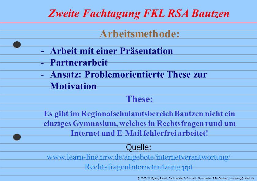 Arbeitsmethode: - Arbeit mit einer Präsentation Partnerarbeit