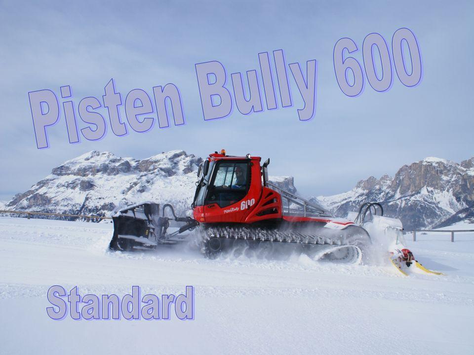 Pisten Bully 600 Standard