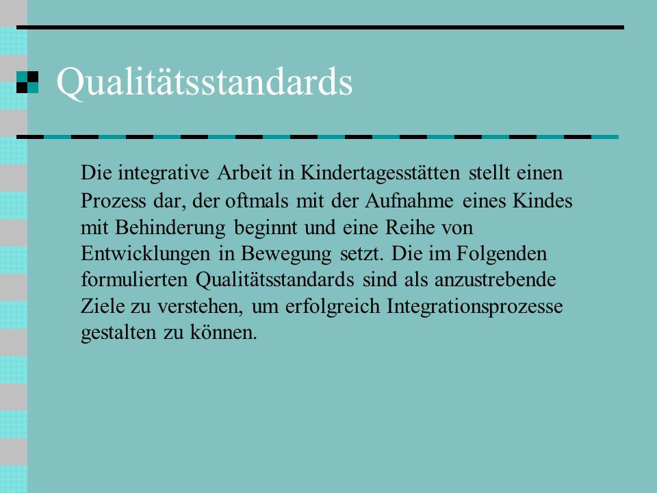 Qualitätsstandards