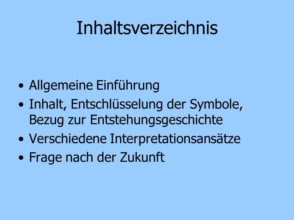 Inhaltsverzeichnis Allgemeine Einführung