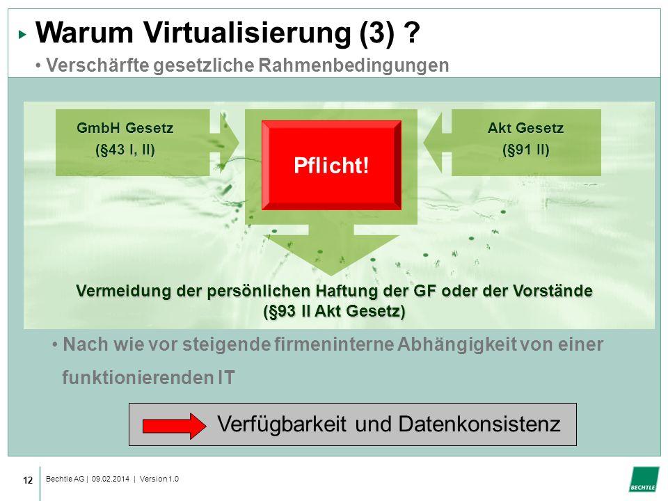 Warum Virtualisierung (3)