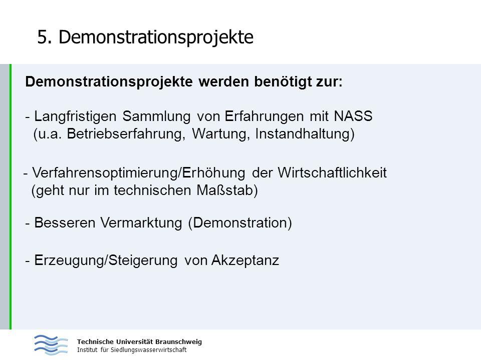 5. Demonstrationsprojekte