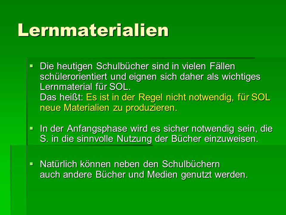 Lernmaterialien