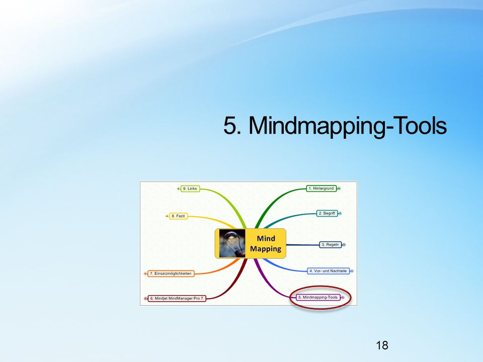 5. Mindmapping-Tools
