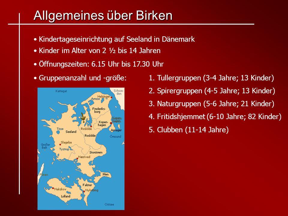 Allgemeines über Birken