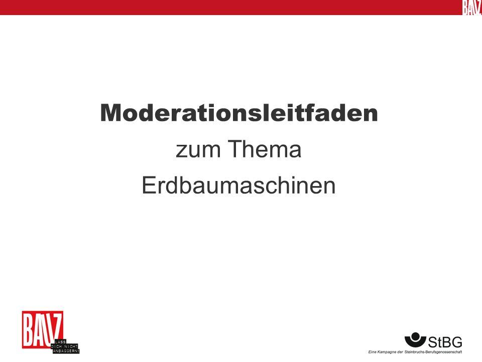 Moderationsleitfaden
