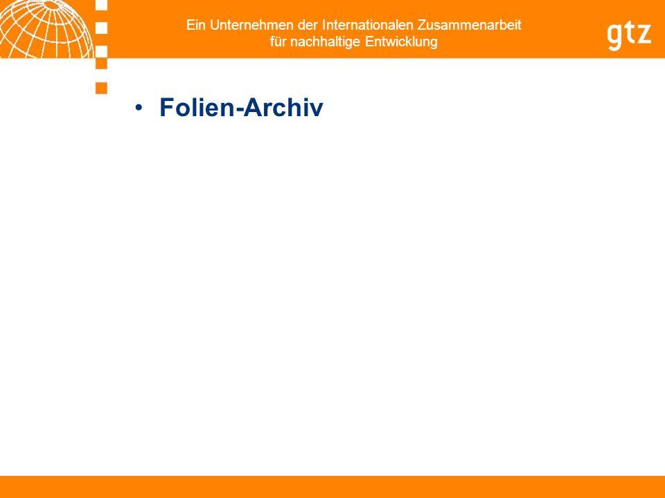 Folien-Archiv