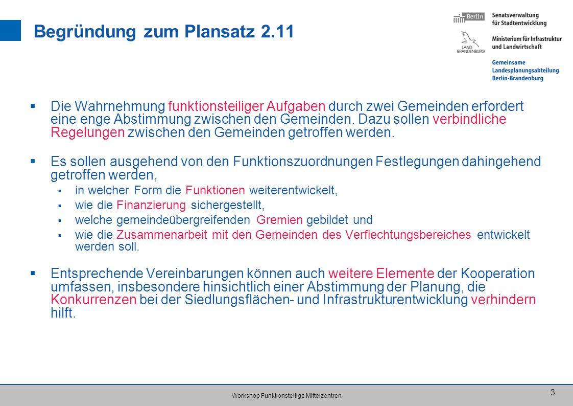 Begründung zum Plansatz 2.11