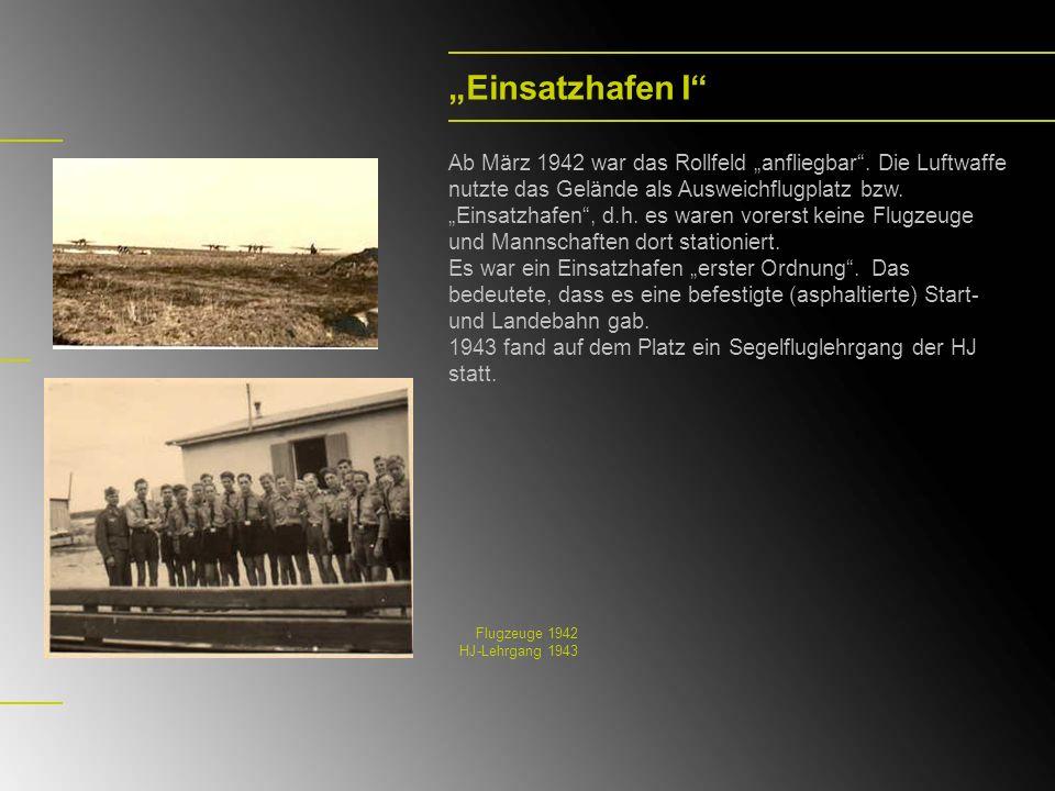 """""""Einsatzhafen I"""