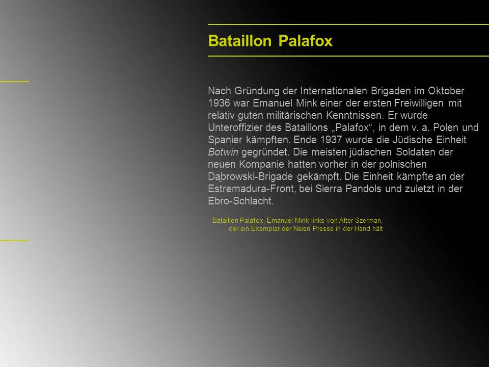 Bataillon Palafox