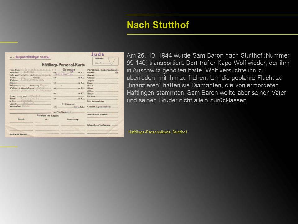 Nach Stutthof