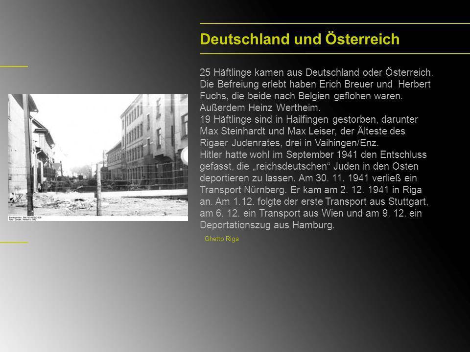 Deutschland und Österreich