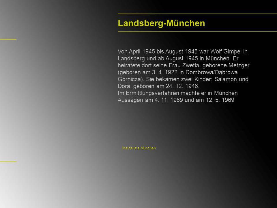 Landsberg-München