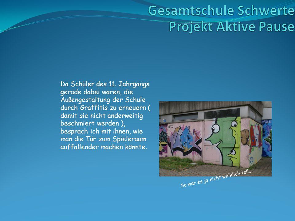Gesamtschule Schwerte Projekt Aktive Pause