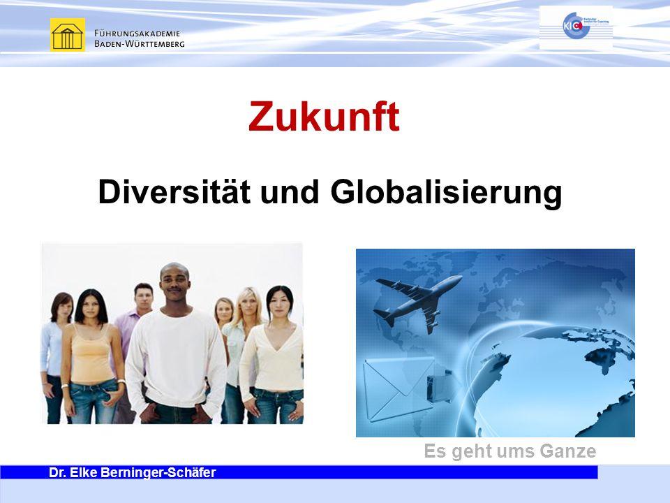 Diversität und Globalisierung